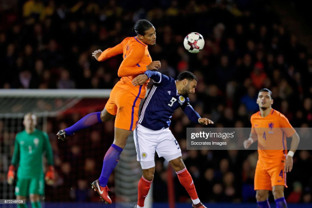 Scotland v Netherlands - International Friendly