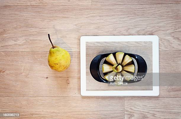 Virtual Cutting Board