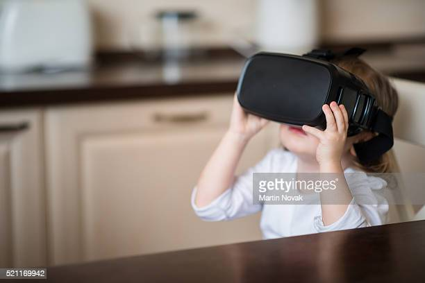 Virtual reality at home