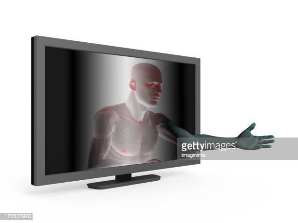 Virtual Reality-Konzept
