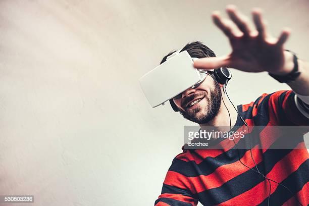 Experiencia de realidad Virtual