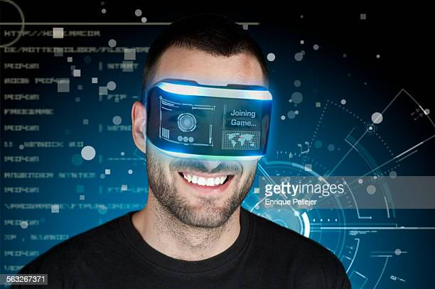 Virtual Reality Headset for Gaming