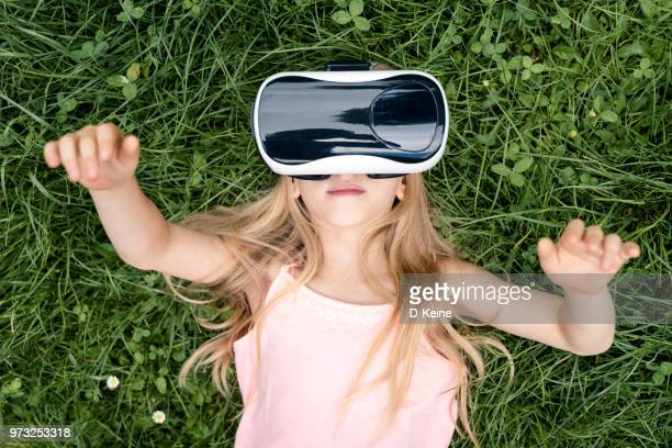 virtual reality - digital native stock pictures, royalty-free photos & images