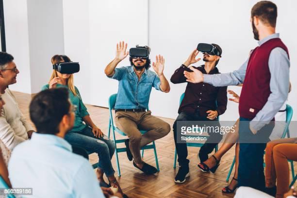 Virtuelle Realität Präsentation