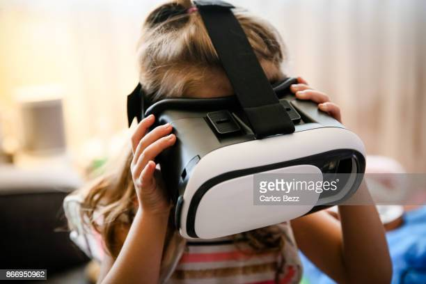 virtual reality simulator at home
