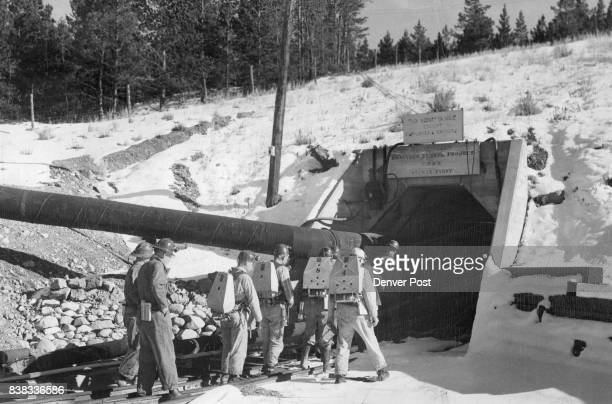 A virtual tomb for Leadville's mining hopes since the end of World war II the huge Leadville drainage tunnel soon will echo again to the rattle of...