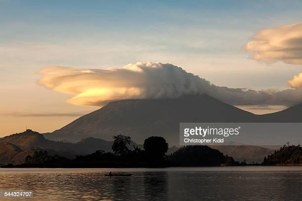 Virunga Volcanoes, Uganda