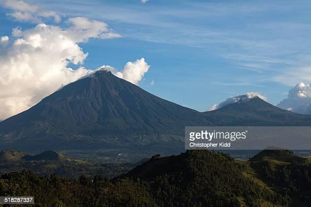 Virunga Volcanoes, Uganda, Rwanda and DRC