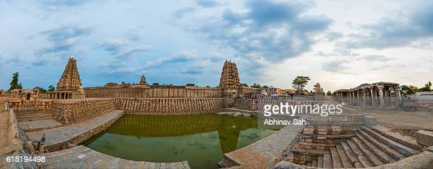Virupaksha Temple Panorama