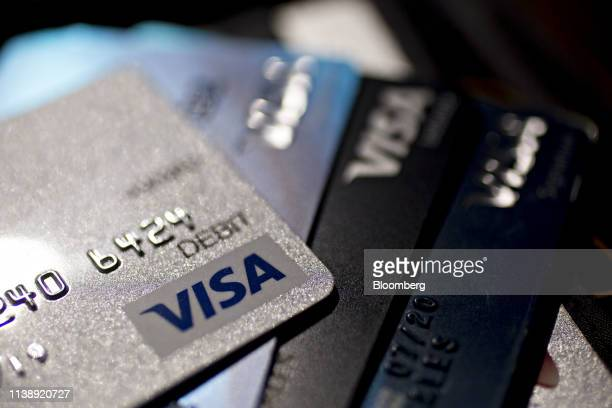 38 Visa Inc Credit Cards Ahead Of Earnings Figures Pictures
