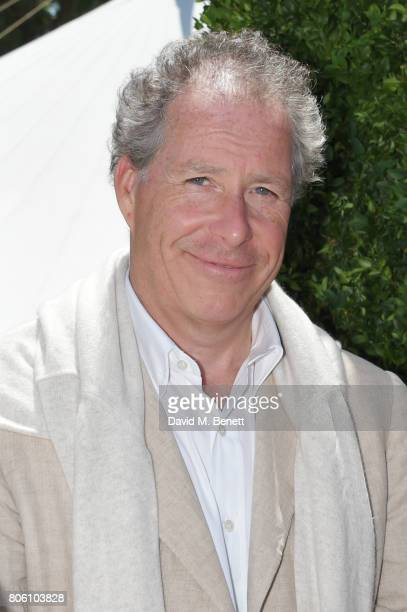 Viscount David Linley attends Cartier Style Et Luxe at the Goodwood Festival Of Speed on July 2 2017 in Chichester England
