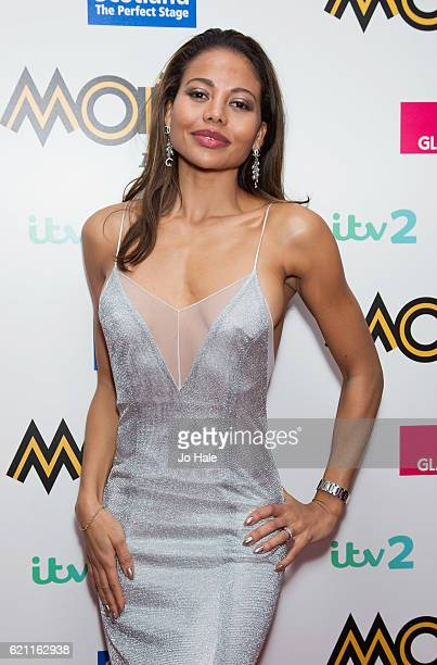 Viscountess Emma Weymouth attends the Mobo Awards 2016 at The SSE Hydro on November 4 2016 in Glasgow Scotland