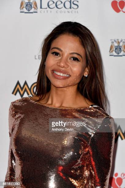 Viscountess Emma Weymouth attends the MOBO Awards at First Direct Arena Leeds on November 29 2017 in Leeds England