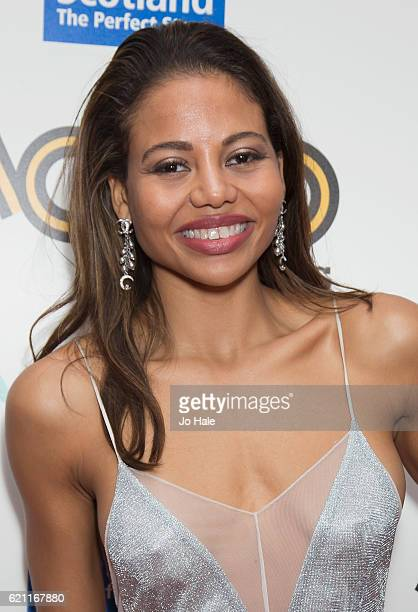 Viscountess Emma Weymouth attends the Mobo Awards at The SSE Hydro on November 4 2016 in Glasgow Scotland