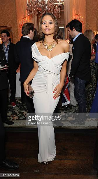 Viscountess Weymouth attends the Tatler Best Of British party at The Ritz on April 28 2015 in London England
