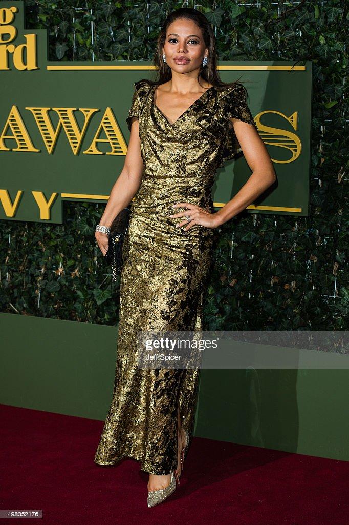 Evening Standard Theatre Awards - Red Carpet Arrivals : Nachrichtenfoto
