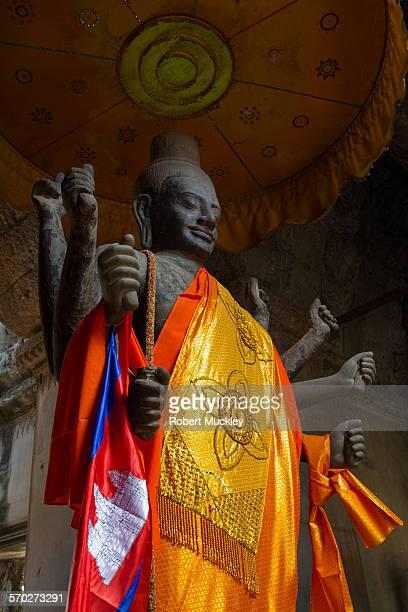 Vishnu in Angkor Wat