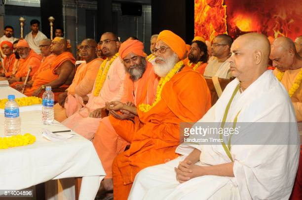 Vishwa Hindu Parishad West Bengal organise a conference where Hindu leaders of different Temple Committee and VHP leaders were present at Mahajati...