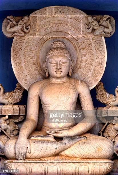 Vishwa Shanti Stupa Dhaulgri Hill Bhubaneshwar Orissa India