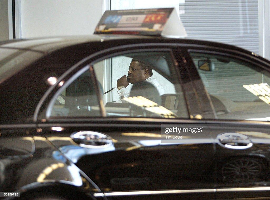 Visible Through A Window Of A Mercedes Benz Sedan, Jerald Morris, Sales And