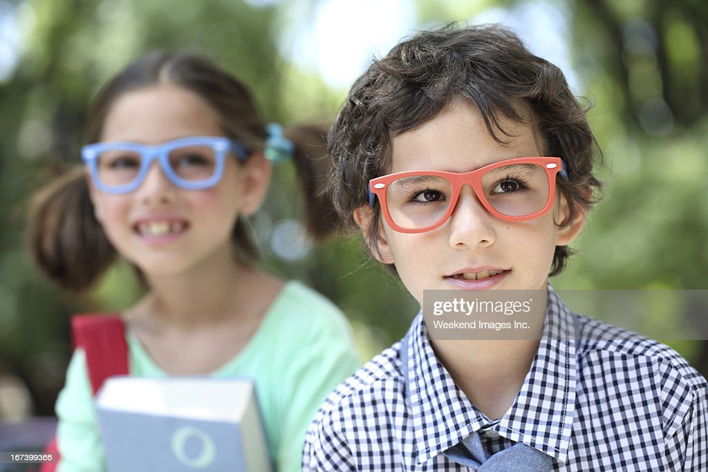 Vision check : Stock Photo