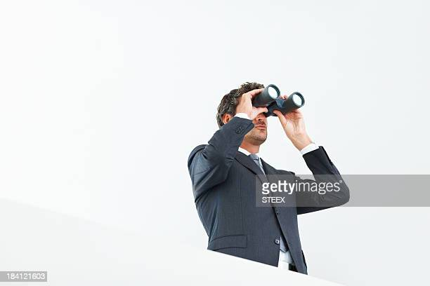Visionary business man