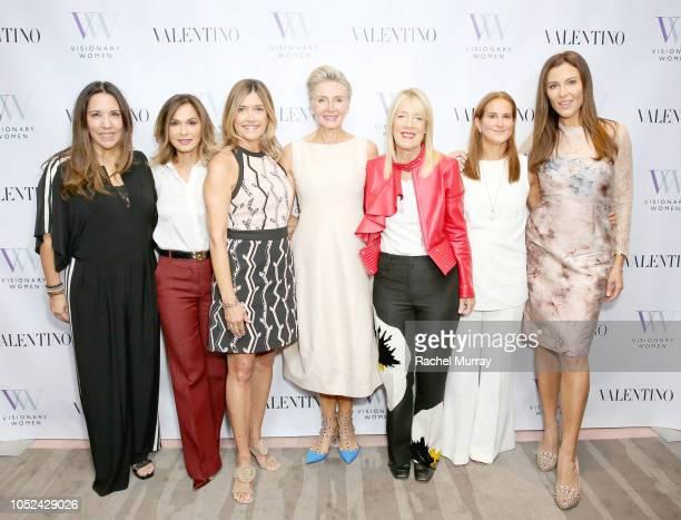 Visionary Women Executive Board Members Price Arana Angella Nazarian Karen Murphy O'Brien President of Visionary Women Shelley Reid Visionary Women...