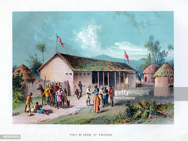 'Visit of Arabs at Kwirara' David Livingstone arrived in Africa in 1840 at the age of 27 as a missionary and physician He spent most of the remainder...
