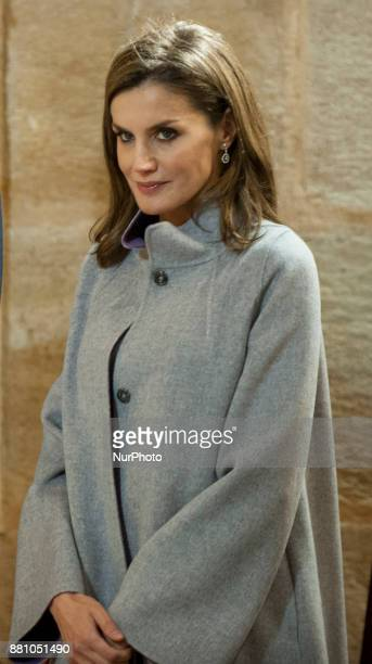Visit of the Spanish kings Don Felipe VI and Doña Letizia to the Royal Basilica-Sanctuary of the Most Holy and Vera Cruz de Caravaca, on the occasion...