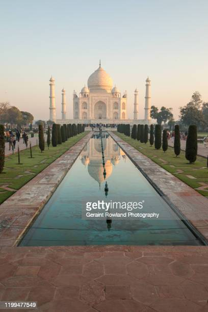 visit taj mahal - celebrity death stock pictures, royalty-free photos & images