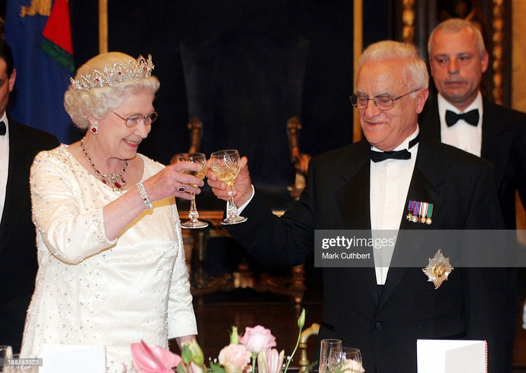 Visit To Malta By Queen Elizabeth Ii & The Duke Of Edinburgh : News Photo