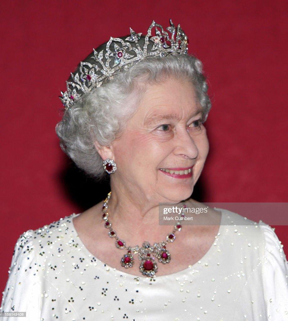 Visit To Malta By Queen Elizabeth Ii & The Duke Of Edinburgh : ニュース写真