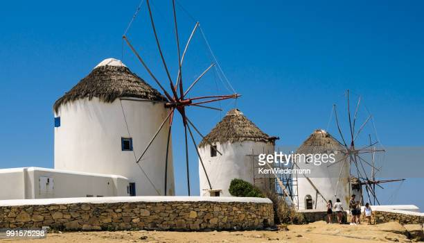 Visit to the Windmills