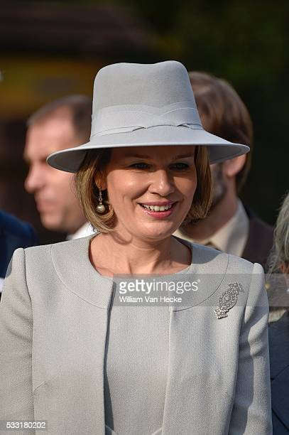 Visite dÕEtat du Roi Philippe et de la Reine Mathilde a la Republique de Pologne Staatsbezoek van Koning Filip en Koningin Mathilde aan de Republiek...