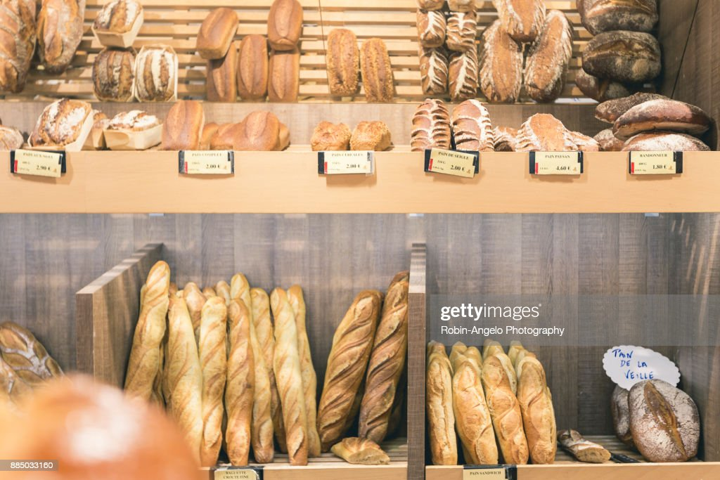 Visite d'une boulangerie en  Haute-Savoie, France : Photo