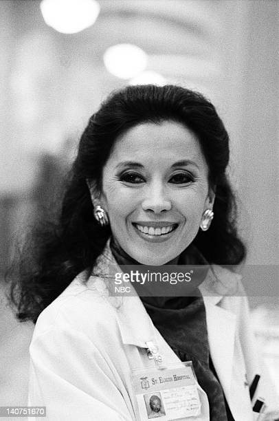 ST ELSEWHERE Visiting Daze Episode 14 Pictured France Nuyen as Dr Paulette Kiem Photo by Jack Hamilton/NBCU Photo Bank