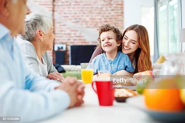 Visita i nonni
