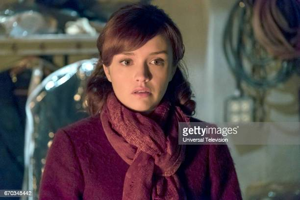 MOTEL 'Visiting Hours' Episode 509 Pictured Olivia Cooke as Emma Decody