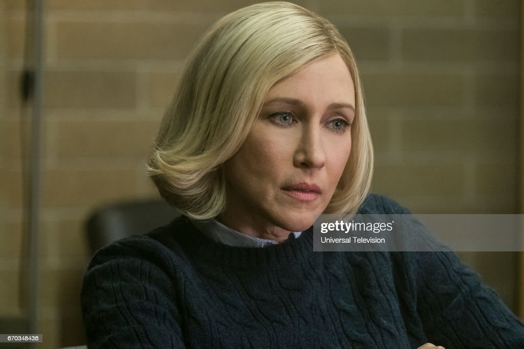 MOTEL -- 'Visiting Hours' Episode 509 -- Pictured: Vera Farmiga as Mother --