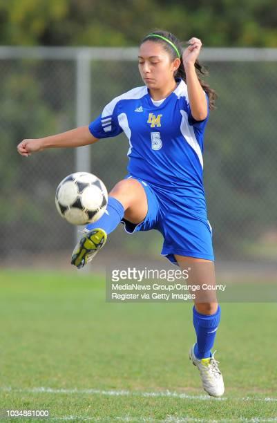 LAKEWOOD Visiting La Mirada girls soccer beat Mayfair 31 LM's Alyssa Hernandez