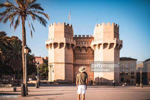 visitar españa - valencia fotografías e imágenes de stock