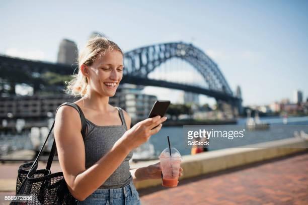 Besuch in Sydney