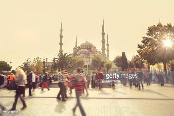 Besuchen Sie die Blaue Moschee