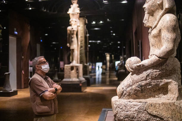 ITA: Egyptian Museum Of Turin Reopens