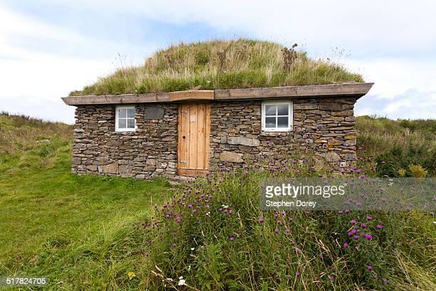 Visitor Centre, Eilean Mor MacCormick, Scotland UK