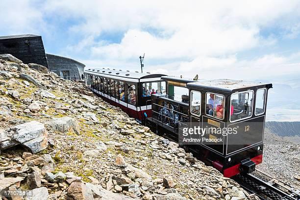 Visitor centre, Snowdon Mountain Railway