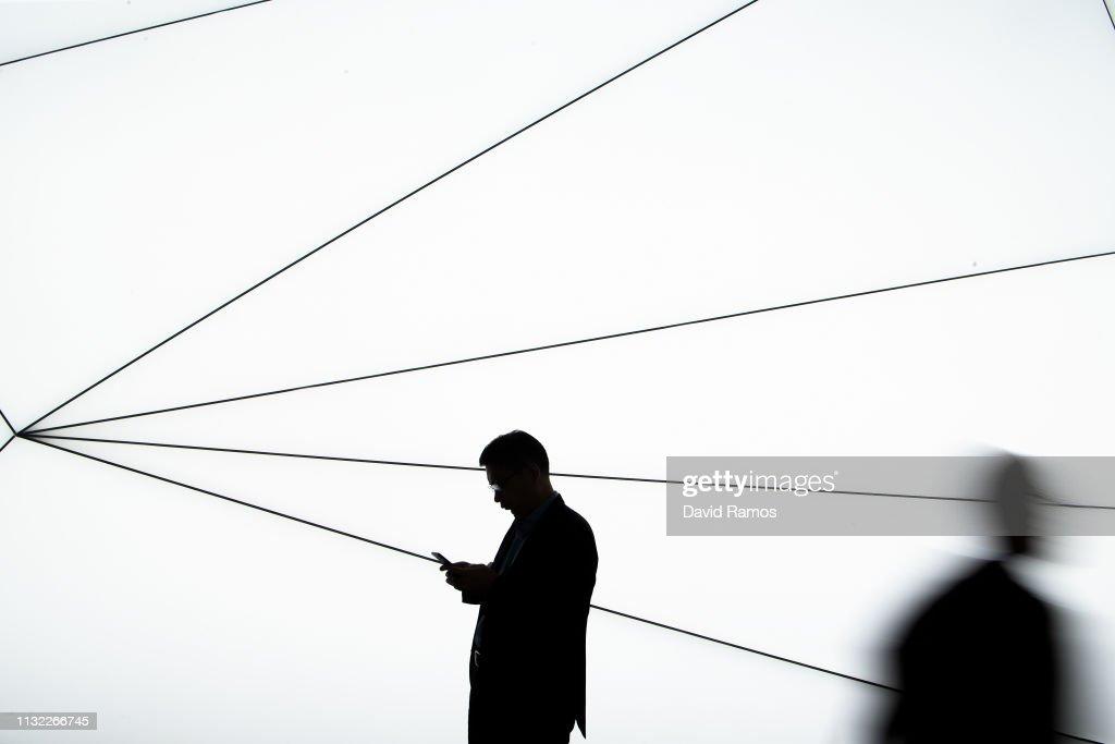 Day 2 - GSMA Mobile World Congress 2019 : News Photo