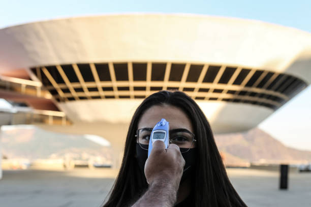 BRA: Tourist Attractions Reopen In Niteroi Amidst Coronavirus Pandemic