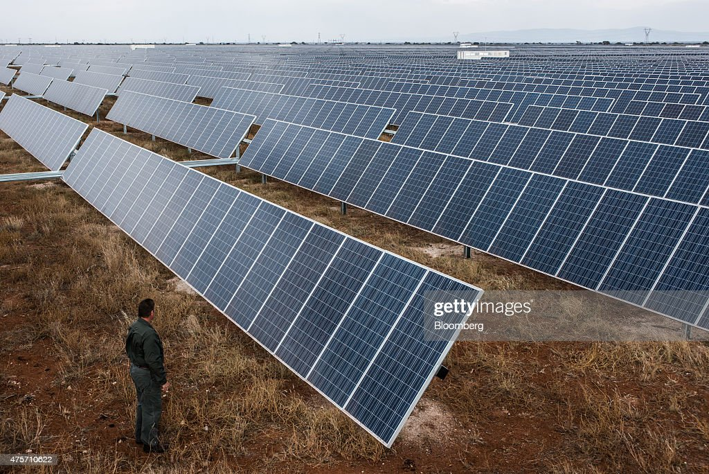 Acciona SA To Ramp Up South Africa Business After Solar Success : News Photo