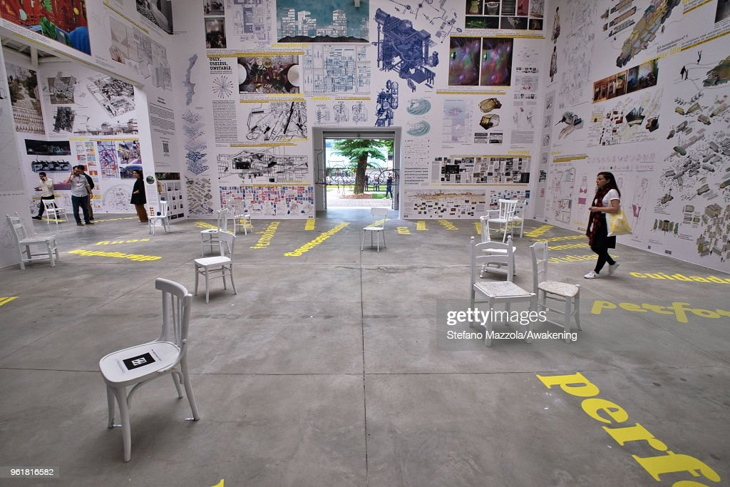 16. International Architecture Biennale In Venice